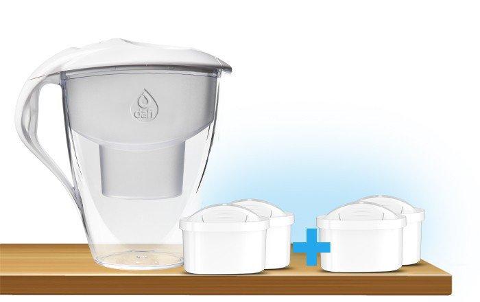 proces filtracji wody